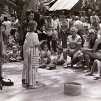 "Sawdust Festival '85 - ""The Magicians Assistant"""