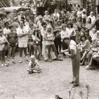 Sawdust Festival - Mechanical Mime
