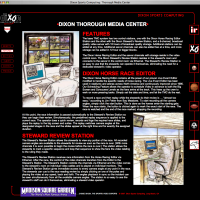 Dixon Sports Computing Horserace Features Page