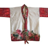 Damask Theater Drapery, 