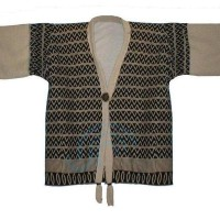 Recon cotton jacket [lined]
