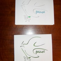 Peace Dove 2 Styles